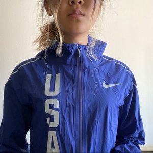 Nike Official Team USA Jacket, Medium